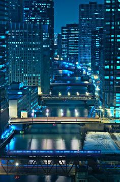 Chicago River - my favorite view