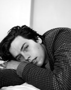 Cole Sprouse photographed by Danielle Levitt for Boys By Girls