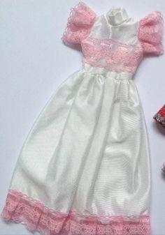 Faerie Glen dress pink variation