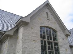 JamesHardie fibre cement soffit, Spectis Moulders Inc. Crown moulds and Veratex PVC Siding and Fascia