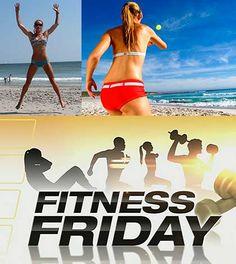Kick Ass #Summer Beach Workouts – #Fitness Friday