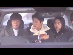 Lee Min Ho & Park Shin Hye - Funny The Heirs NG