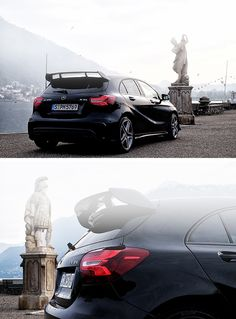 Find out more about the A-Class. MBUX (Mercedes-Benz User Experience) and many personalization options change everything. Mercedes A45 Amg, Mercedes Benz Cars, Carl Benz, Automobile, Auto Design, Men Stuff, Sexy Cars, Sport, Concept Cars