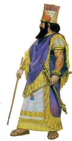 King of Babylon 7th C.