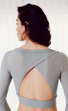 Ballerina top