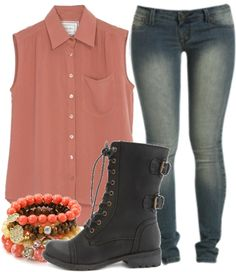 """""""Untitled #602"""" by xhappymonstermusicx ❤ liked on Polyvore"""
