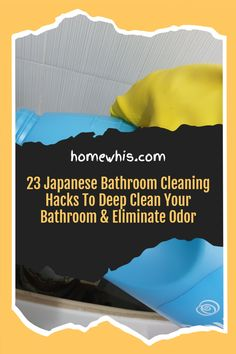 Want to know how to deep clean your bathroom and make it smell good 24/7 without breaking a sweat? Here are 23 of the best bathroom cleaning hacks to do just that! You'll find the before and after photos to prove that these cleaning tips work! From how to clean grout lines, soap scum, hard water stains, stubborn stains and how to make your bathroom smell good. #homewhis #cleaninghacks #bathroomcleaninghacks #vinegarcleaningspray #bakingsoda #toiletcleaner #soapscum #hardwater Bathroom Cleaning Hacks, Deep Cleaning, Cleaning Tips, Fridge Organization, Home Organization Hacks, Clean Grout Lines, Japanese Bathroom, Hard Water Stains, Soap Scum