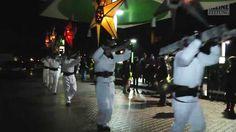 Glöcklerlauf in Stainach: Mit Perchten auf Tour