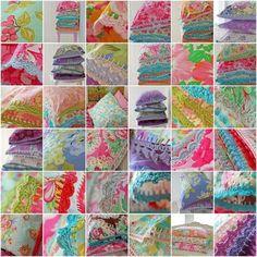Bee In My Bonnet: I Heart Crochet Edge Pillowcases...