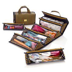 Joy Mangano The Better Beauty Case Set and Bonuses Galore at HSN.com