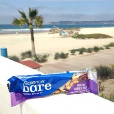 Don't unwind your hard work on vacation. Bring a little bit of Mixed Berry Nut Balance Bare Bar with you to your tropical spot for a quick nutrient-dense, guilt-free snack.