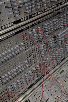 Doepfer A-100 Basissystem 3 SE Modulsystemen #Doepfer #A100