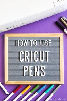 Cricut maker how to book