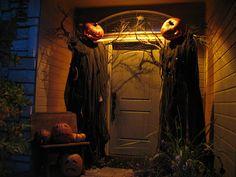 Porch Sentinels