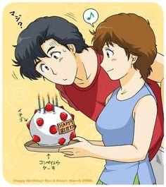Happy Birthday Ryô