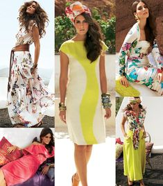 Brazilian Summer: 6 New Patterns by burda style magazine READ MORE