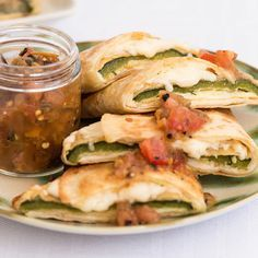 Chile Relleno Quesadilla - Discover quesadilla recipes for any occasion at www.caciquedillaclub.com
