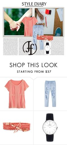 """Franco Florenzi"" by gold-phoenix ❤ liked on Polyvore featuring Venessa Arizaga and Calypso St. Barth"