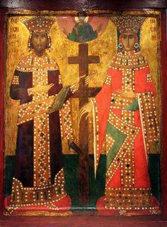 Heilige Constantijn en Helena
