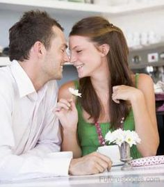 flirting flings flirty kissing first date that