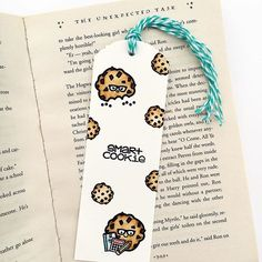 What could be Sweeter than our brand new Smart Cookie stamp set? Make sure you pick up the new sets in the shop, along with re-stocked favorites! (Bookmark by designer @24olivestreet )