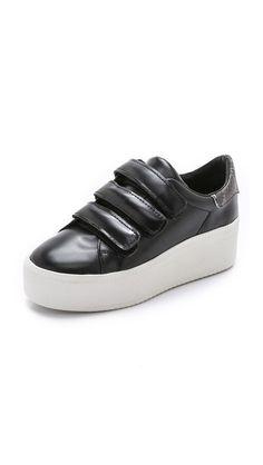 "$235.00 : Ash  Cool Platform Sneakers 2"" heel"