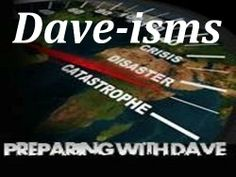 Dave-isms » Preparing With Dave Spiritual preparations