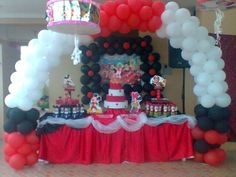 Mickey y Minnie Mouse!!