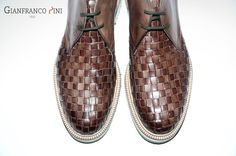 Gianfranco Pini collection #mensshoes