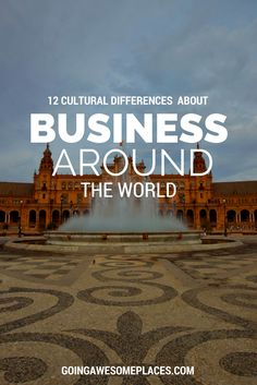A great infographic containing 12 cultural differences to be aware of when doing business around the world. Travel Around The World, Around The Worlds, Slow Travel, Travel Tips, Travel Destinations, Work Abroad, Ultimate Travel, Corporate Events, Corporate Law