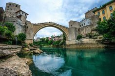 Stari Most, Bosnia and Herzegovina - Kelly Chang Travel Photography/Getty Images