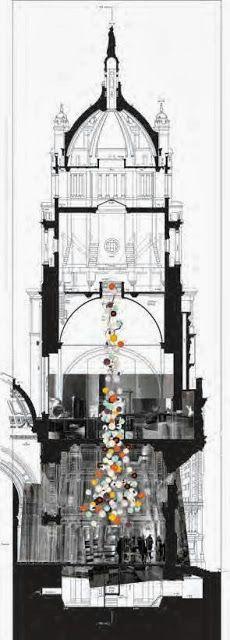 """Festival de diseño en Londres: """"28.280-Una odisea para un espacio"""""""