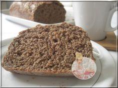 Pão com farinha de uva