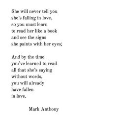 42 Best Mark Anthony Quotes Images Cherish Quotes Deep Love