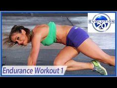 Endurance Workout 1: Evolution 20- Christine Bullock
