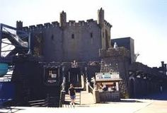Dracula's Castle on Boardwalk in Wildwood, NJ.  I loved this place.  You could walk through or ride a boat through.