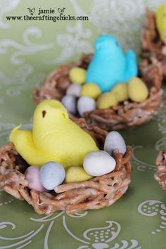 Easter party snack by mavis