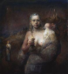 Odd Nerdrum: Paintings