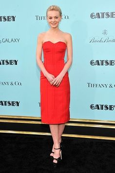 Carey Mulligan at 'The Great Gatsby' New York Premiere