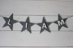 Fina stjärnor till barnrummet