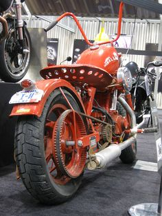 "A Farmall ""Chopper"""