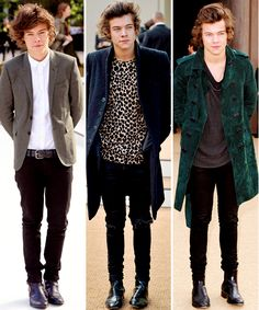 Burberry Harry 2012-2013-2014. Oh good lord it just gets better & better, hotter & hotter omg