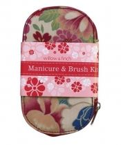 Willow & Finch Manicure Kit: Japan Waterlily - $19.95 #beautytravelpack
