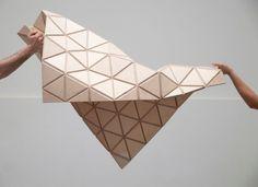Nuovo materiale Wood-Skin - Leggi l'articolo su www.designlover.it
