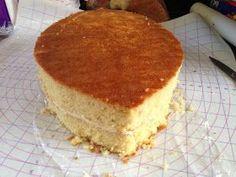 Joyce Gourmet: Dallas Cowboys Football Cake