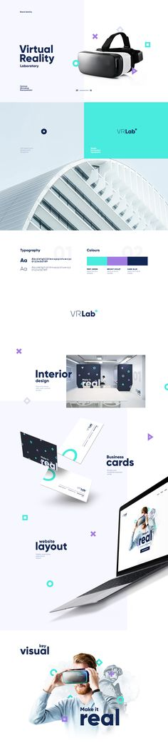 Virtual Reality Lab on Behance