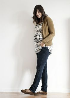 Maternity Style... I can do this!