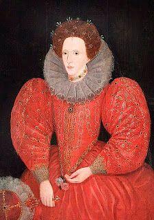 Queen Elizabeth I, after the style of Lucas de Heere