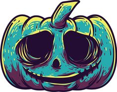 Digital Pumpkin Carving - Envato Halloween Contest 2015