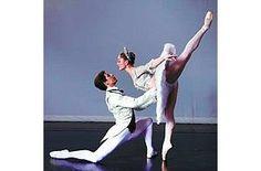 Ballet, sleeping beauty:)